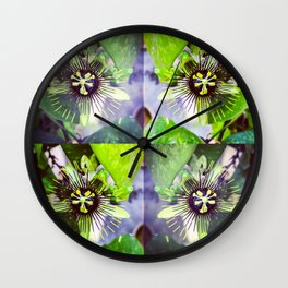 Foursome Wall Clock
