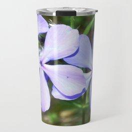 Blue Phlox 05 Travel Mug