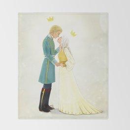 Nikolai and Alina Throw Blanket