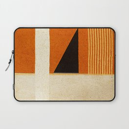 Solitaire du Figaro (ocre) Laptop Sleeve