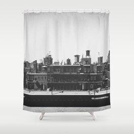 El Malecon - Havana Cuba Shower Curtain