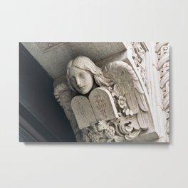 Angel - St. Brigid Church, San Francisco Metal Print