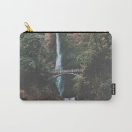 Majestic Multnomah Falls Carry-All Pouch