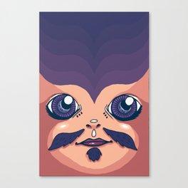 gypsy man Canvas Print