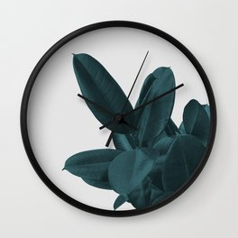 Middle of nowhere Wall Clock