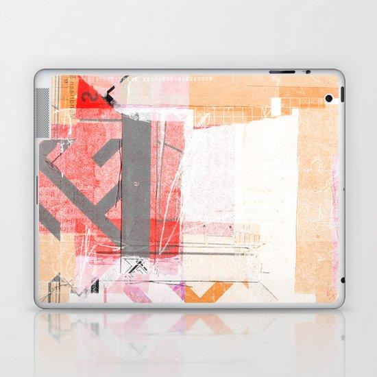 CROSS OUT #28 Laptop & iPad Skin