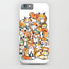 Fox family Slim Case iPhone 6s