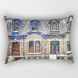 The Enchanting Winter Rectangular Pillow
