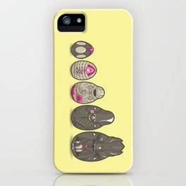 Xenomatryoshka iPhone Case