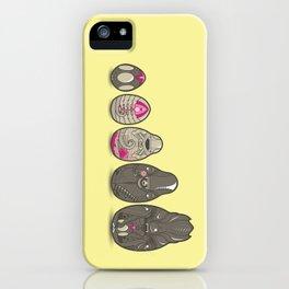 Xenomatryoshka iPhone Case