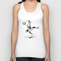 world cup Tank Tops featuring World Cup 2014 by Kyle T Webster