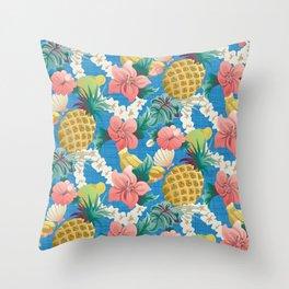 Pineapple Half Drop Throw Pillow