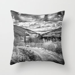 Woodland Valley Throw Pillow