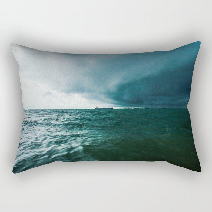Power of nature Rectangular Pillow