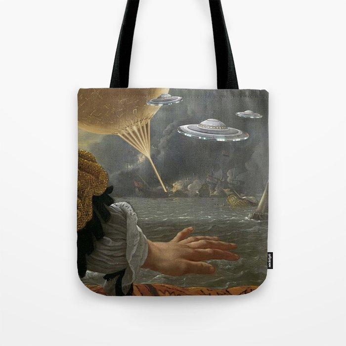 BIG SHIPS Tote Bag