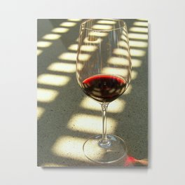 Held Together by Sunlight and Shadows Metal Print