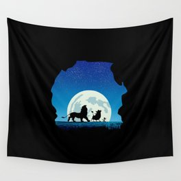 Growing up Wall Tapestry