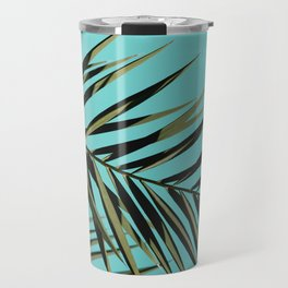Palm Tree Craze Travel Mug