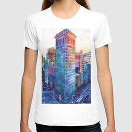 Flatiron T-shirt