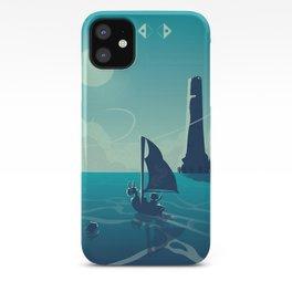 zelda the sailor iPhone Case