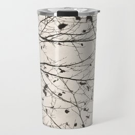 boughs pale Travel Mug