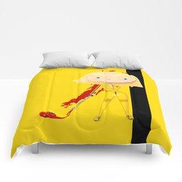 REVENGE Comforters