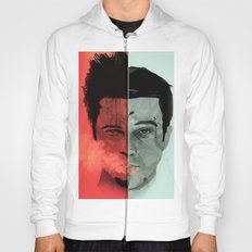 Tyler Durden V. the Narrator Hoody