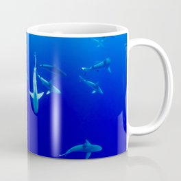 Sharks! Coffee Mug