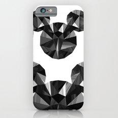 Black Pop Crystal iPhone 6s Slim Case