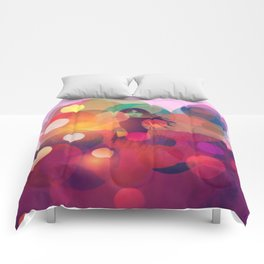 Colors of Change Comforters