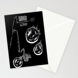 Parasitic Planet Stationery Cards