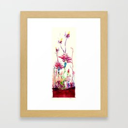 Wonderer Framed Art Print
