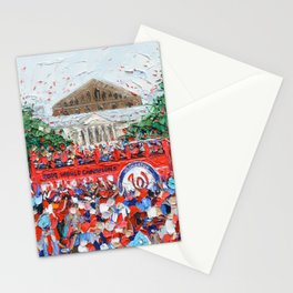 Party Bus Stationery Cards