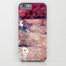 Pink landscape Slim Case iPhone 6s