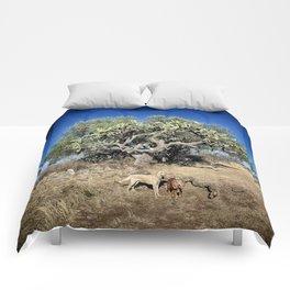 The Thirsty Hunters IAB 2.© Comforters