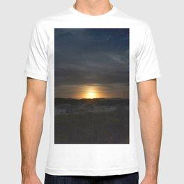 Moon Rise in Rodanthe North Carolina T-shirt