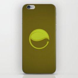East Leaf Lake iPhone Skin