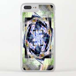 Stumble Clear iPhone Case