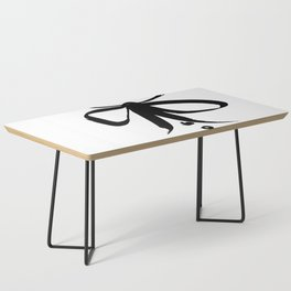 Bow Blouse Coffee Table