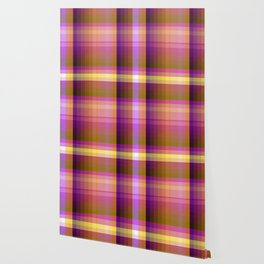 Complimentary Color harmony yellow/purple 2 Wallpaper