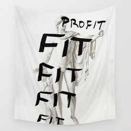 Strike 41 Wall Tapestry