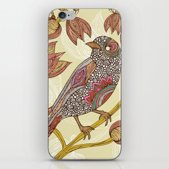 Anais iPhone & iPod Skin