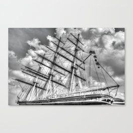 The Cutty Sark  Canvas Print
