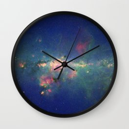 Stars Gather in 'Downtown' Milky Way Wall Clock