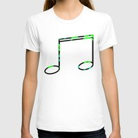record T-shirts featuring Broken Record by StevenARTify
