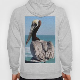 Red Pelican Hoody