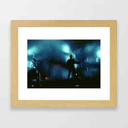 CLOSE ENCOUNTERS - Liam Howlett / The Prodigy Framed Art Print