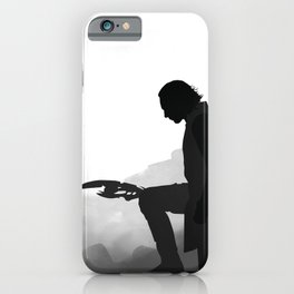 Silhouette Series: The Trickster iPhone Case