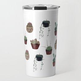 Succulents Friends Travel Mug