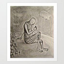 Ogre Art Print